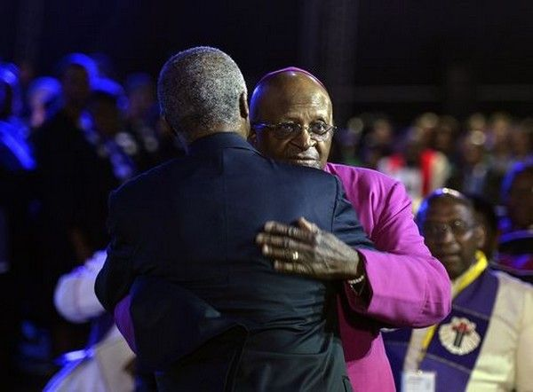 Η νότια Αφρική αποχαιρέτησε τον Νέλσον Μαντέλα