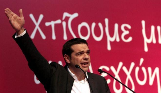Σε εκλογικό συναγερμό ο ΣΥΡΙΖΑ