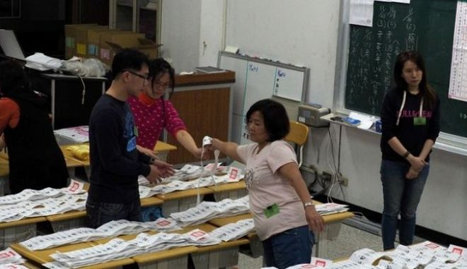 Ταϊβάν: Παραιτήθηκε ο πρωθυπουργός - Η Πρόεδρος Τσάι Ινγκ-γουέν δε δέχτηκε την παραίτηση