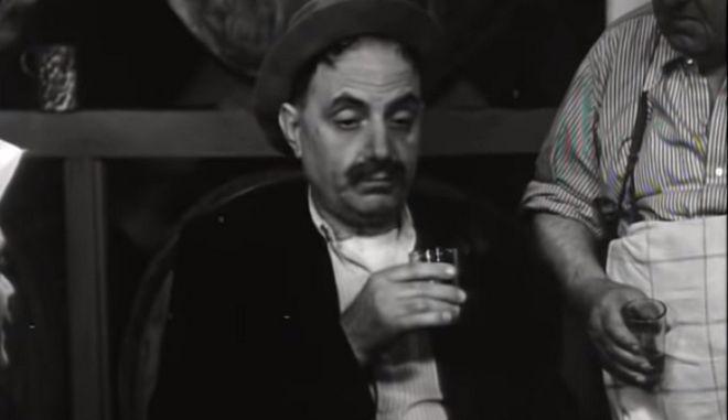 """Ο Ορέστης Μακρής στην ταινία """"Μεθύστακας"""""""