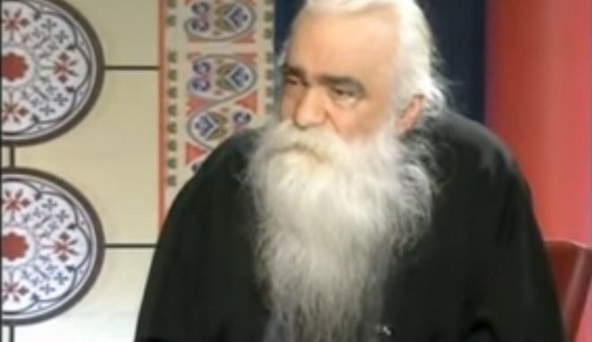 Ο πατήρ Ανανίας Κουστένης
