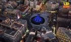 Βίντεο drone: Η πλατεία Ομονοίας από ψηλά