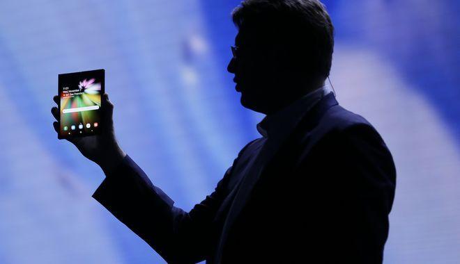 Infinity Flex το κινητό που διπλώνει της Samsung