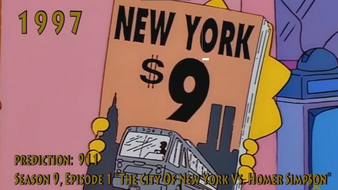 911/Simpsons