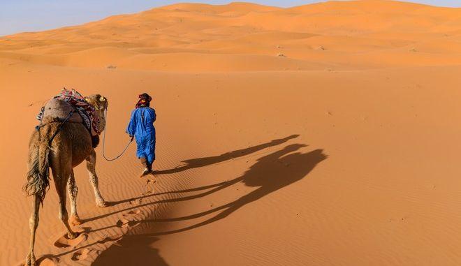 Η έρημος Σαχάρα