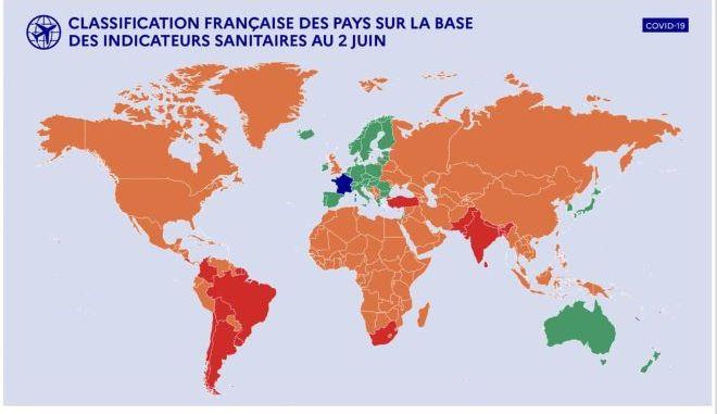 Πράσινη η Ελλάδα για τους Γάλλους