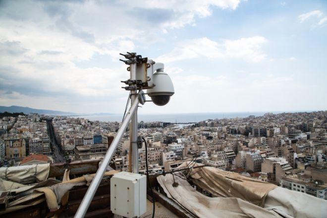 Αποκλειστικό: Μπήκαμε στον ουρανοξύστη-φάντασμα του Πειραιά