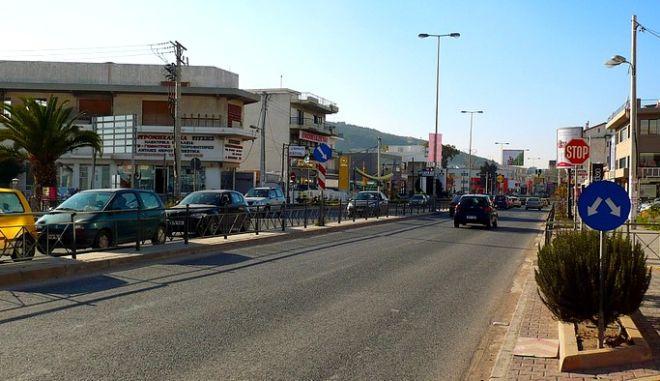 Νέα οδικά έργα στο δήμο Παιανίας