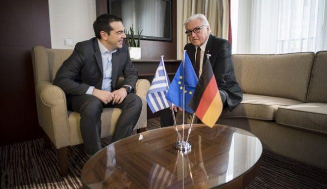 Deutche Welle: Αποδεδειγμένος φίλος της Ελλάδας ο νέος Πρόεδρος της Γερμανίας