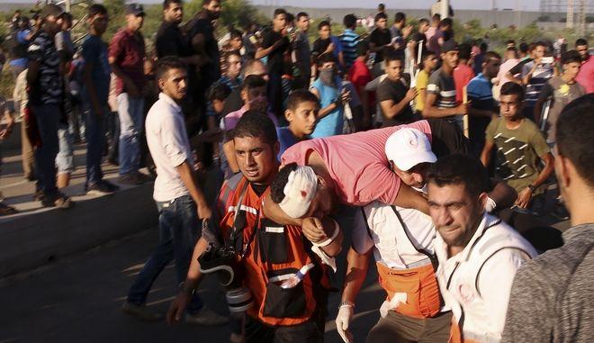 Συγκρούσεις με δύο νεκρούς στο ύψος της μεθοριακής διάβασης του Ερέζ