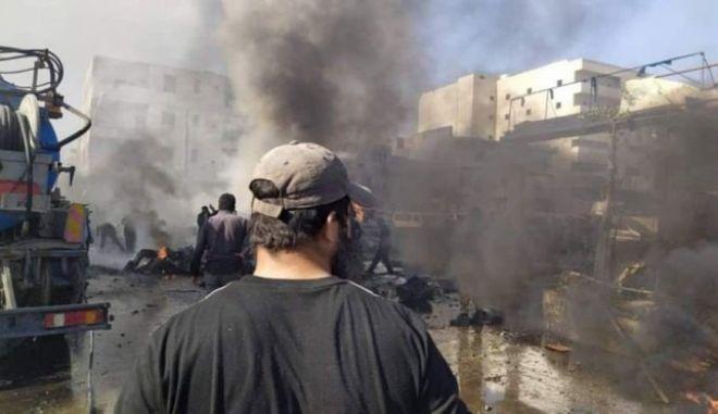 Τουρκία: Μία σύλληψη για τη βομβιστική επίθεση στη Συρία
