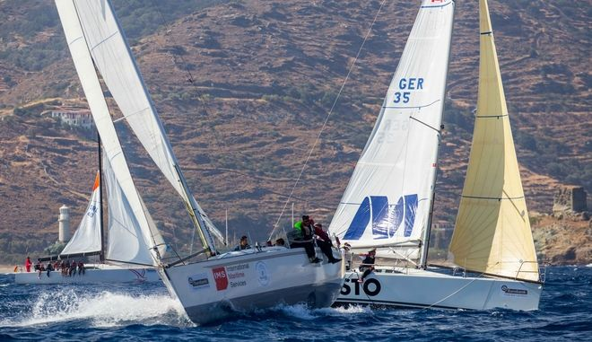 52nd Andros Int. Yacht Race ©Nikos Alevromytis