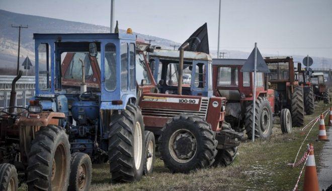 """Αγρότες μέλη της Ομοσπονδίας Αγροτικών Συλλόγων Ν. Τρικάλων """"Η Άνοιξη"""""""