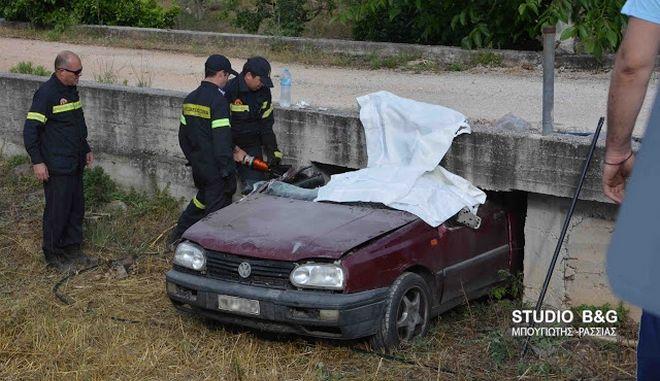 Σοκαριστικό τροχαίο στο Ναύπλιο - Ένας νεκρός