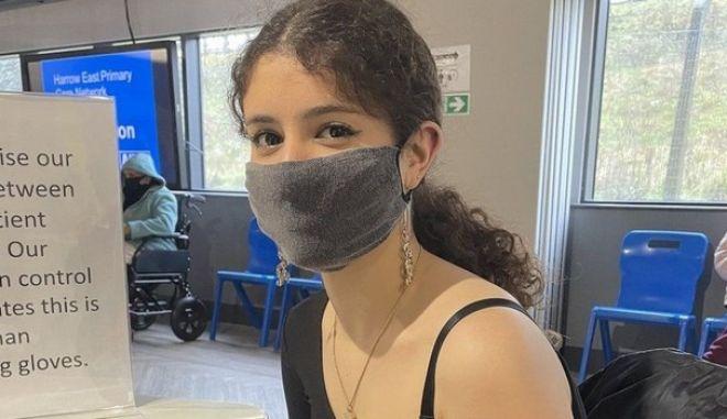 Η 16χρονη Esther Rich