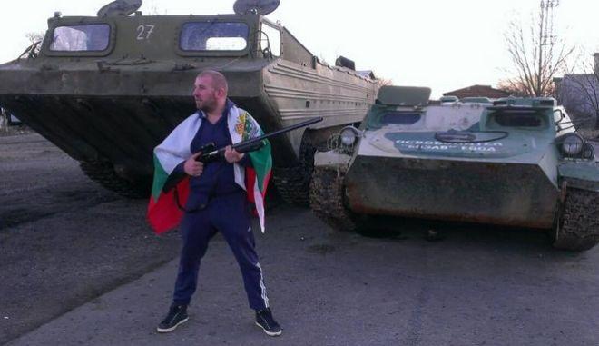 Φρίκη: Βούλγαρος 'κεφαλοκυνηγός' εναντίον προσφύγων με την ανοχή του κράτους
