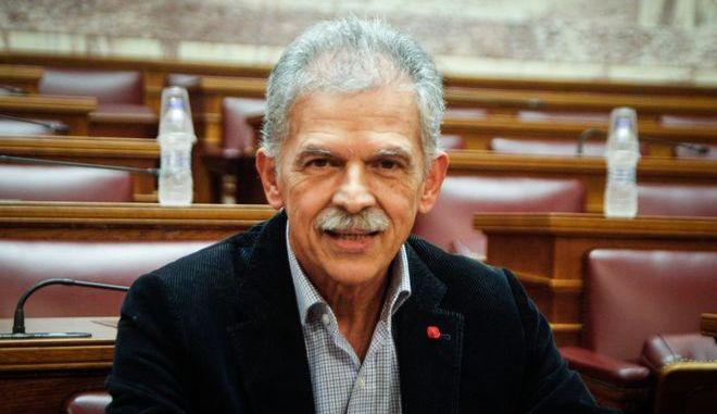 Ο Σπύρος Δανέλλης στην επιτροπή εξωτερικών υποθέσεων της βουλής στη συζήτηση για την συμφωνία των Πρεσπών