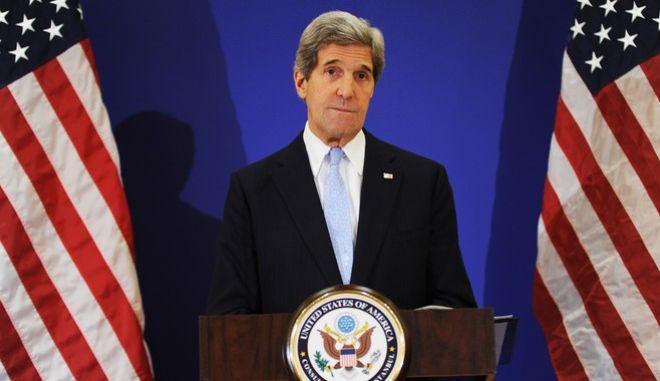 Κέρι: Οι ΗΠΑ δεν θα εγκαταλείψουν τον συριακό λαό, παρά τη διακοπή της συνεργασίας με τη Ρωσία