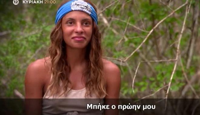 """Survivor 4: """"Μπήκε ο πρώην μου"""" - Η αντίδραση της Μαριαλένας για τους νέους παίκτες"""