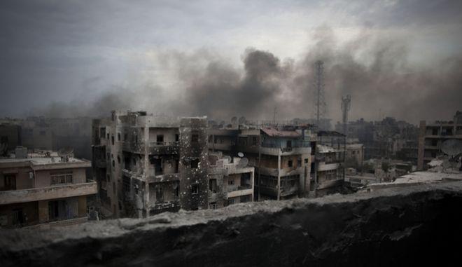 ΗΠΑ: Το Πεντάγωνο διαψεύδει ότι βομβάρδισε τέμενος στη Συρία