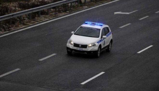 80χρονος οδηγούσε στο αντίθετο ρεύμα της εθνικής Θεσσαλονίκης - Ν. Μουδανιών