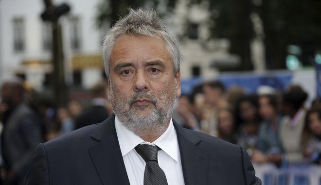 Ο Γάλλος σκηνοθέτης Λικ Μπεσόν