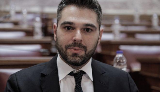 ο βουλευτής του ΣΥΡΙΖΑ, Γιάννης Σαρακιώτης