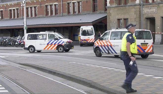 Δυνάμεις της αστυνομίας της Ολλανδίας