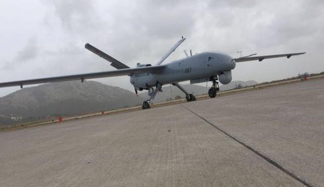Τι είναι το τουρκικό UAV ANKA που αναχαιτίστηκε στο Αιγαίο
