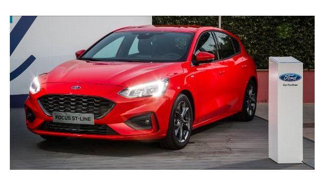 """Το νέο Ford Focus """"πατάει"""" Ελλάδα"""