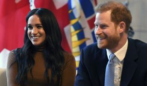 Ο πρίγκιπας Χάρι και η Δούκισσα του Σάσεξ Μέγκαν σε επίσκεψή τους στον Καναδά