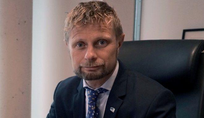 Ο υπουργός Υγείας της Αυστρίας, Μπεν Χάγε