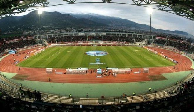 ΑΕΚ - Ολυμπιακός: Επίσημα στο Πανθεσσαλικό ο τελικός