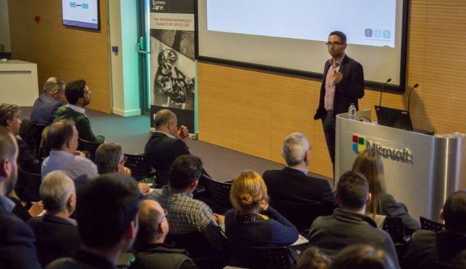 Microsoft και CQS εκπαιδεύουν επιχειρήσεις για αποδοτικές τεχνολογικές λύσεις