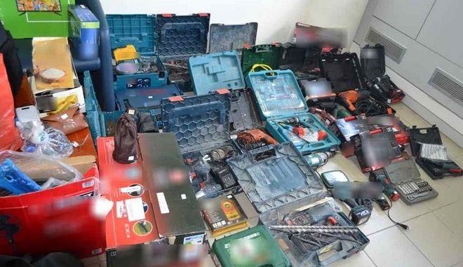 Ηράκλειο: Σύλληψη 44χρονου που εμπλέκεται σε 121 διαρρήξεις οχημάτων