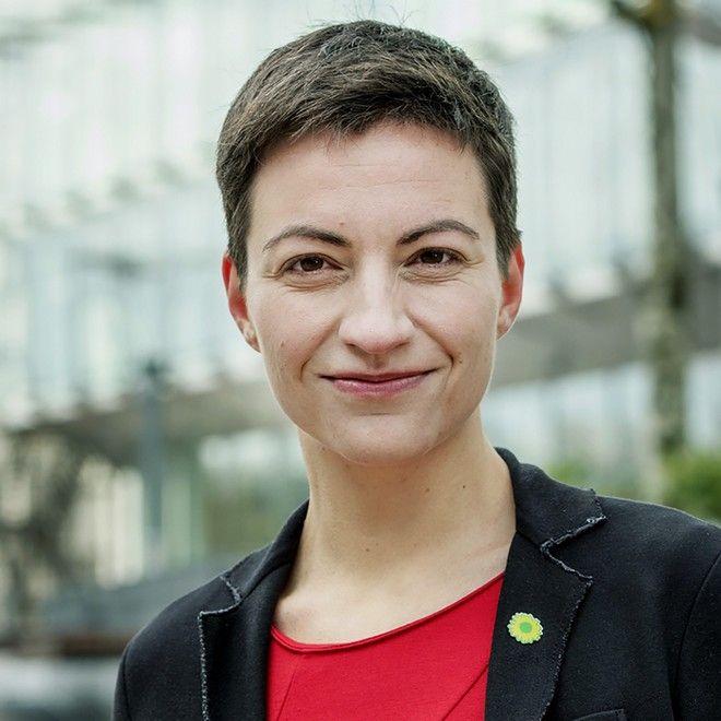 Σκα Κέλερ, Ευρωπαϊκό Πράσινο Κόμμα (EGP)