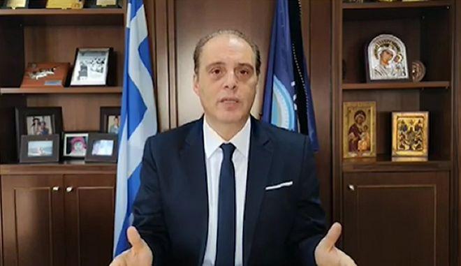 """Βελόπουλος: """"Το 2021 μπορούμε να τελειώσουμε τα μεγάλα προβλήματα του τόπου"""""""