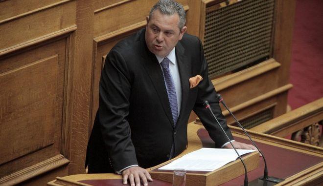 Συζήτηση, κατόπιν αιτήματος του Πρωθυπουργού Αλέξη Τσίπρα, σύμφωνα με το άρθρο 142Α του Κανονισμού της Βουλής, με αντικείμενο την ενημέρωση του Σώματος σχετικά με τις εξελίξεις στη διαπραγμάτευση για το Κυπριακό ζήτημα, την Τρίτη 11 Ιουλίου 2017. (EUROKINISSI/ΓΙΩΡΓΟΣ ΚΟΝΤΑΡΙΝΗΣ)