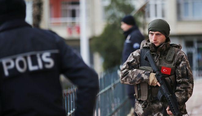Τούρκοι αστυνομικοί