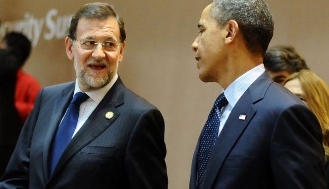 Ομπάμα - Ραχόι: Εμπορική συμφωνία μεταξύ Αμερικής και Ευρώπης για νέες θέσεις εργασίας