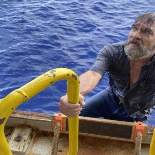 Αγνοούμενος ναυαγός βρέθηκε 140 χιλιόμετρα από την ακτή