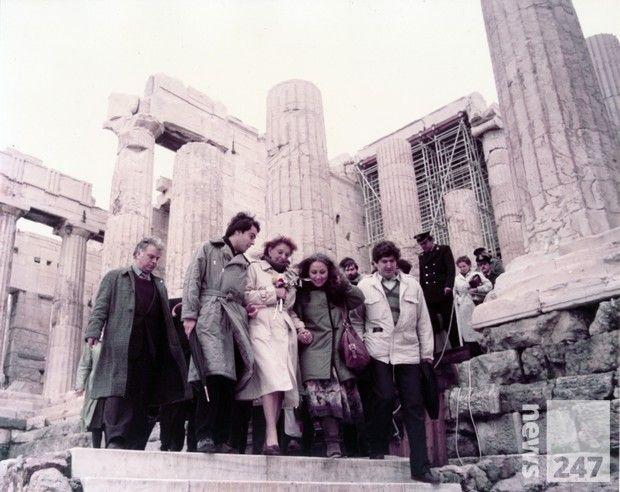 Μελίνα Μερκούρη: 25 χρόνια χωρίς τη γυναίκα σύμβολο -