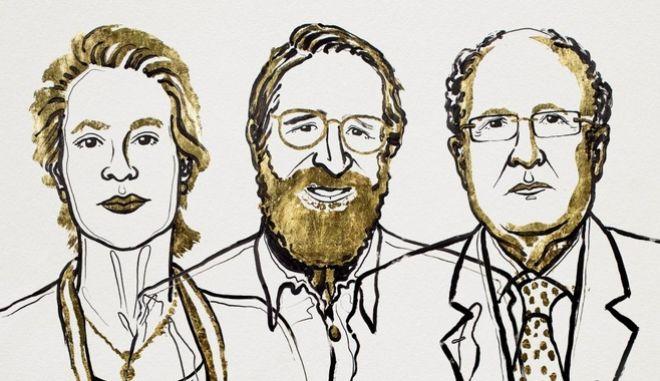 Οι νικητές του Νόμπελ Χημείας 2018