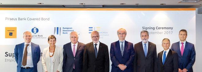 Τράπεζα Πειραιώς: Στήριξη μικρομεσαίων επιχειρήσεων με 700 εκατ. ευρώ για επενδύσεις