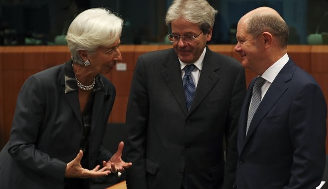 Eurogroup  στις Βρυξέλλες