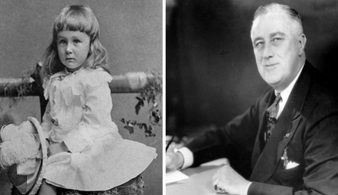 Μηχανή του Χρόνου: Φρ. Ρούζβελτ, ο Αμερικανός πρόεδρος που η μητέρα του έντυνε με γυναικεία ρούχα
