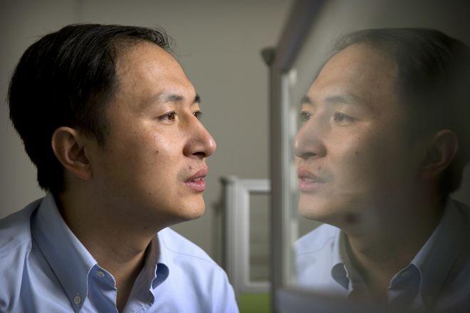 Ο Κινέζος ερευνητής Χε Τζιανκούι