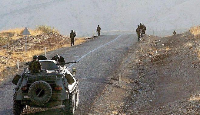 Η Τουρκία αποσύρει τα στρατεύματά της από το βόρειο Ιράκ