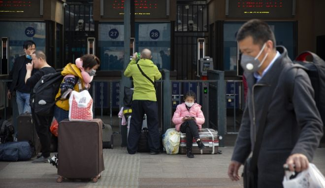 Η ζωή επιστρέφει στο Πεκίνο