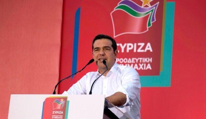 Τσίπρας: Δεν είναι ντέρμπι οι εκλογές, έχουμε κερδίσει ήδη το πρώτο ημίχρονο